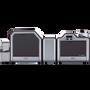 FARGO HDP5000 DUAL-SIDE PRINTER W/ MAG ENCODER & DUAL-SIDE LAMINATION