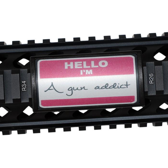 GUN ADDICT RAIL COVER