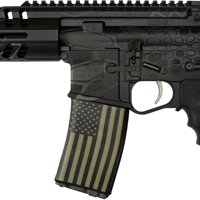 FDE US FLAG SOC