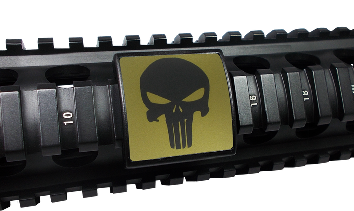 Punisher Permodize Rail Cover