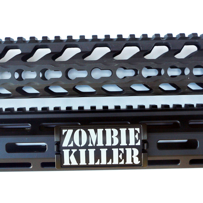 Zombie Killer KeyLok - Black Retainer