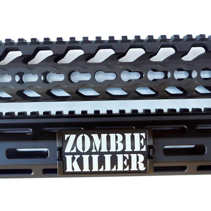 Zombie Killer KeyLok Rail Cover
