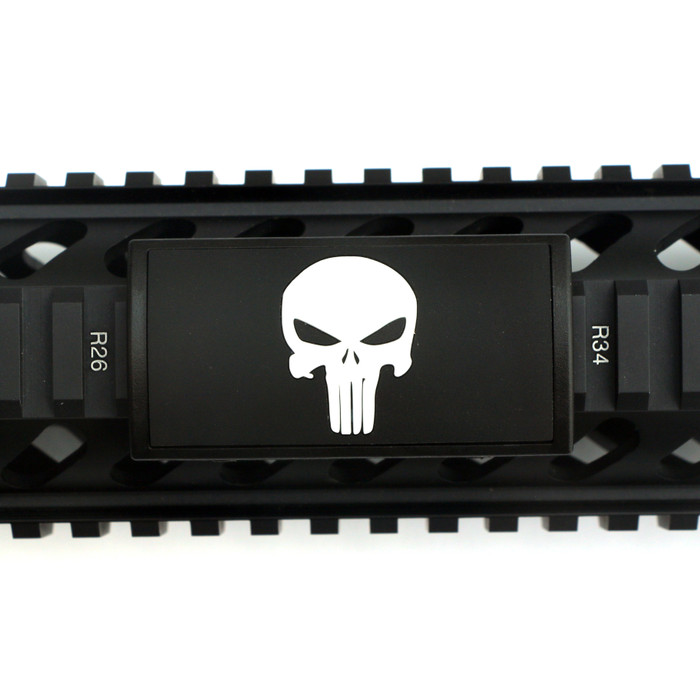 Punisher PVC Picatinny Rail Cover