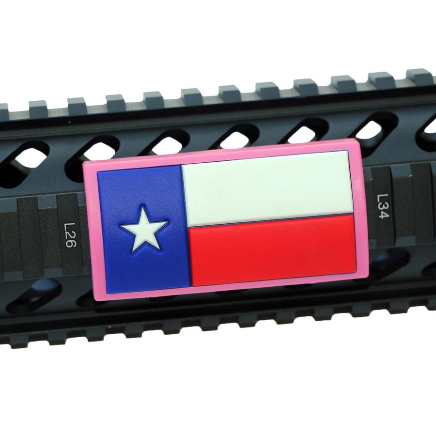 TEXAS FLAG COLOR- LGPVC