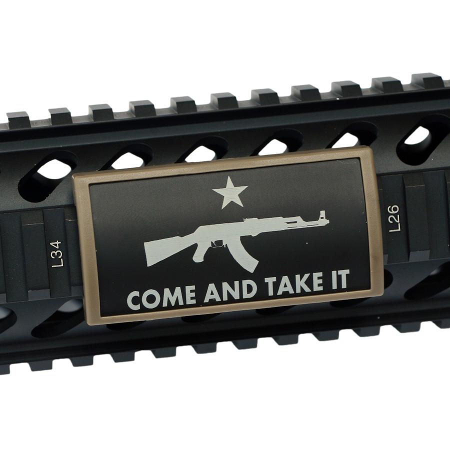 COME AND TAKE IT AK