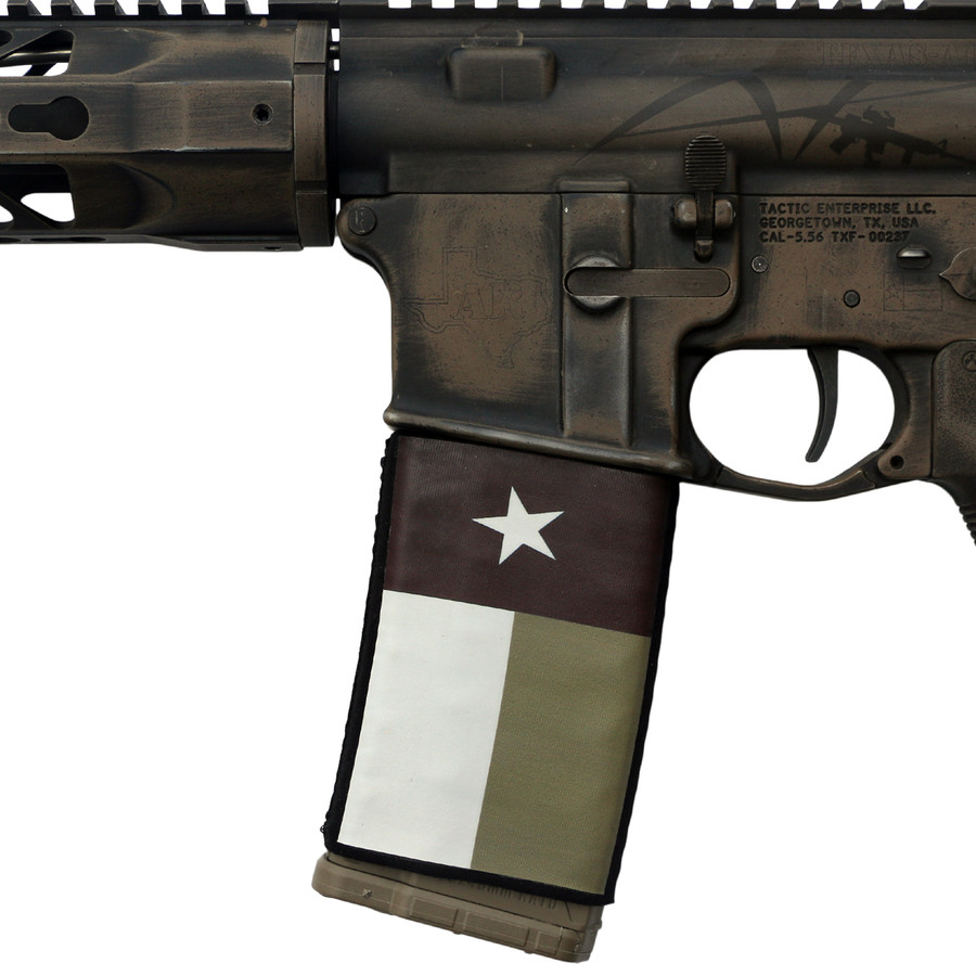 FDE Texas Flag Soc