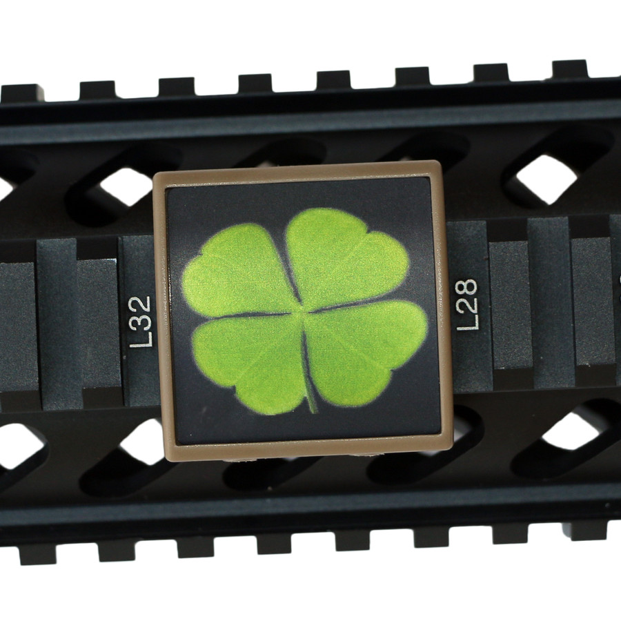 4 LEAF CLOVER RAIL COVER