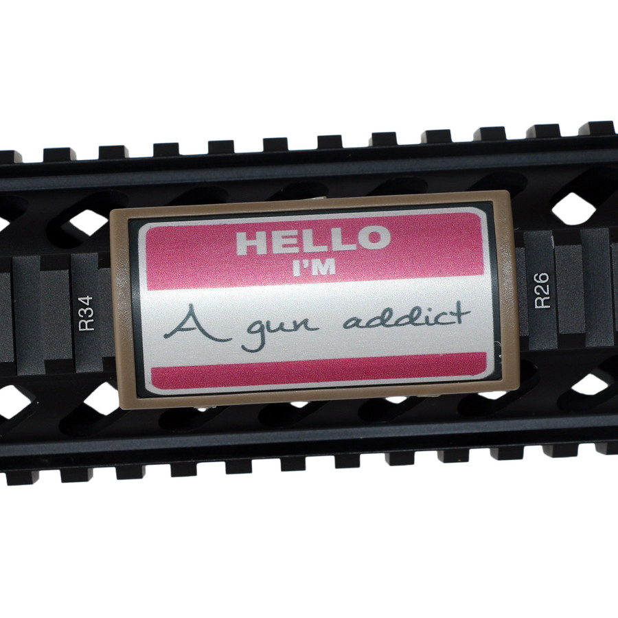 GUN ADDICT RAIL COVER