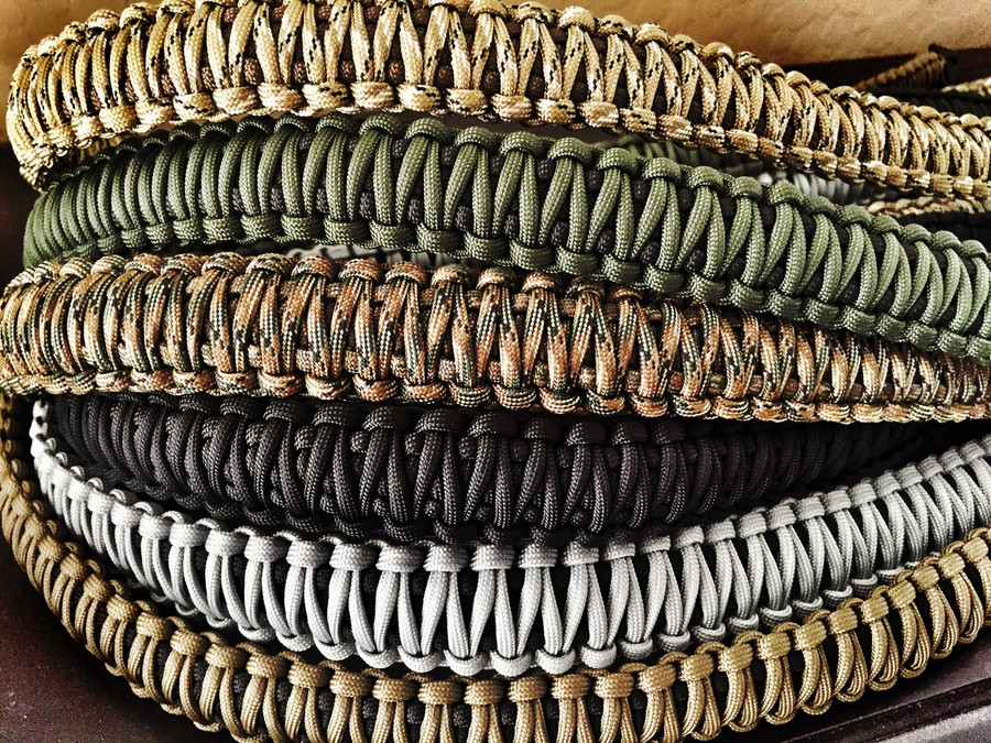 Create your own Foxden Custom Paracord Rifle Sling