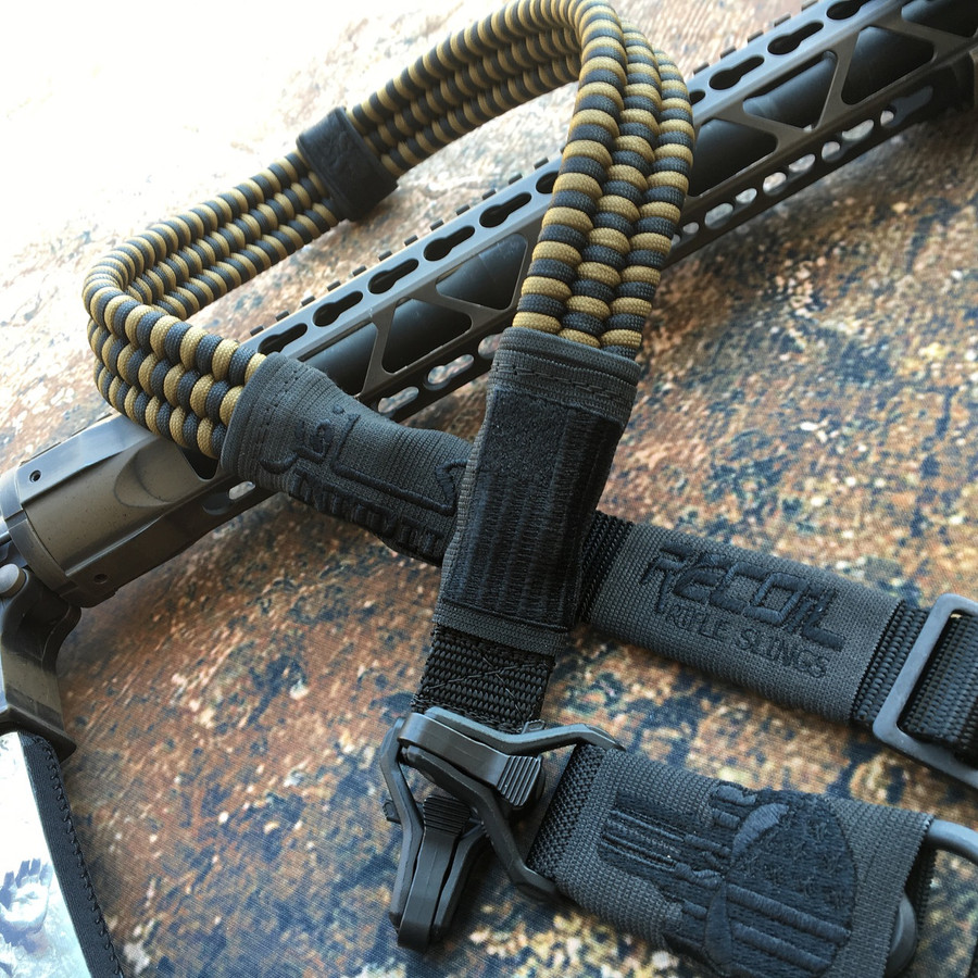 Black And FDE Sling (Subdued)