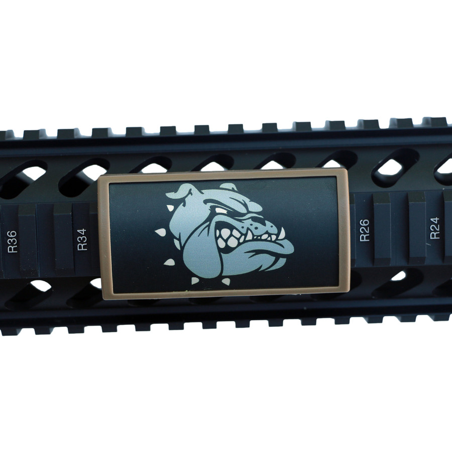 Devil Dog Rail Cover