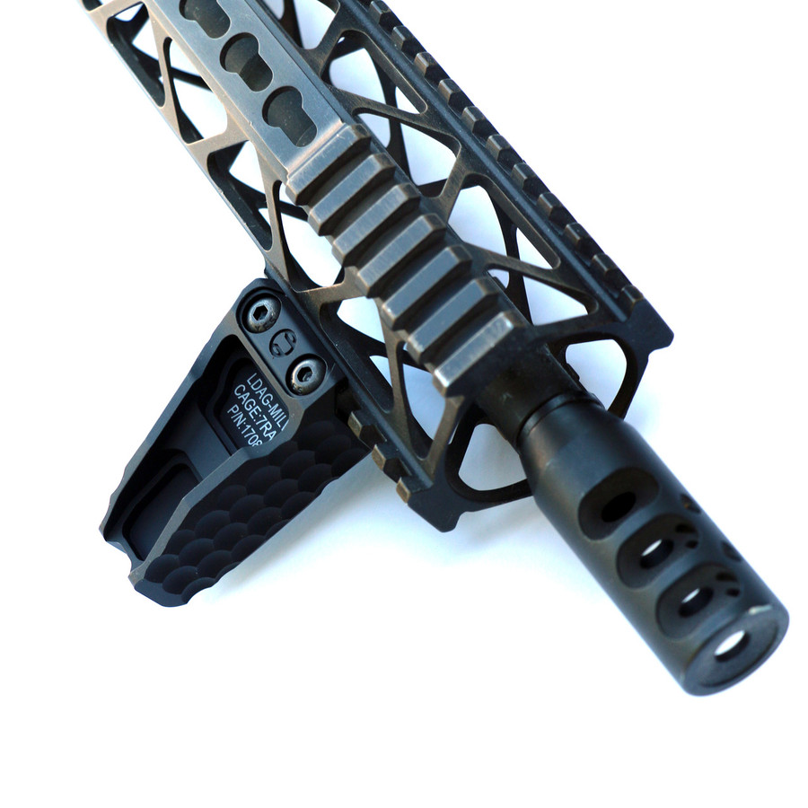 Anchor Picatinny Foregrip - Black