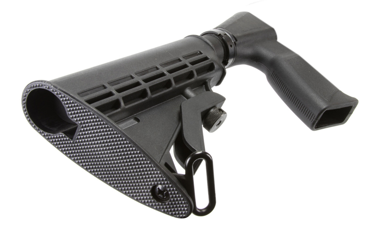 REMINGTON 870 SHOTGUN PISTOL GRIP W/6 POSITION STOCK