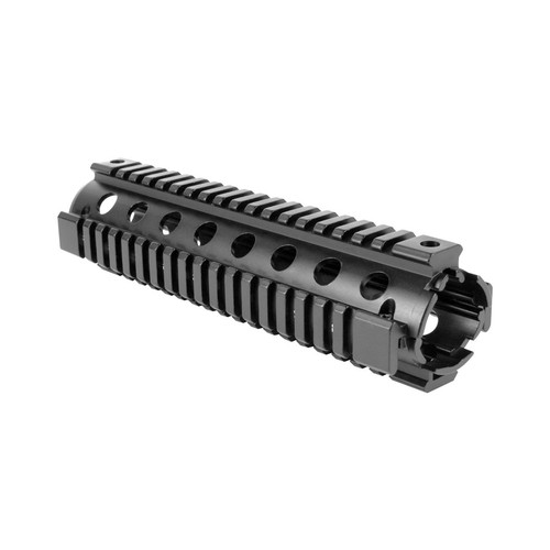 AR MID-LENGTH HANDGUARD 2-PIECE QUAD RAIL