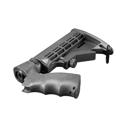 MOSSBERG 500 SHOTGUN PISTOL GRIP W/6 POSITION STOCK