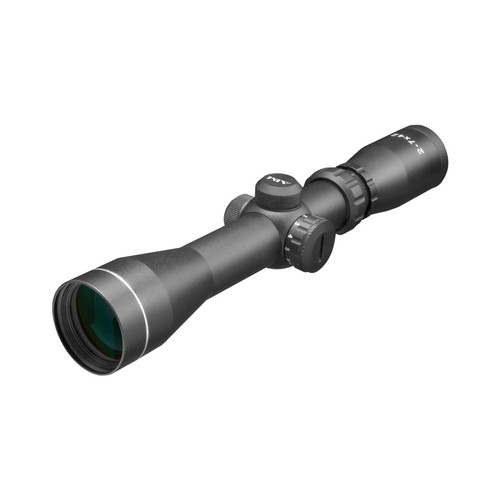 2-7X42 DUAL ILL. 30MM SCOUT SCOPE/MIL-DOT/RINGS