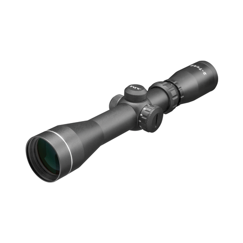 2-7X42 DUAL ILL. 30MM SCOUT SCOPE/RANGEFINDER/RINGS