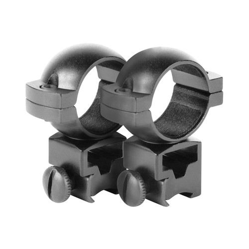 "1"" DOVETAIL RINGS-HIGH"