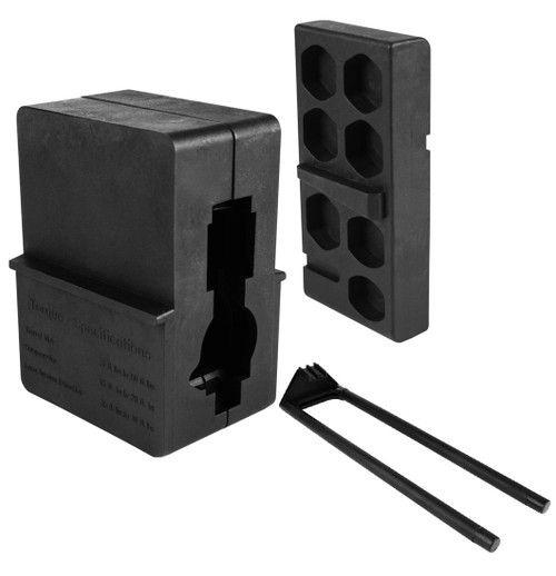 AR UPPER & LOWER VISE BLOCK SET