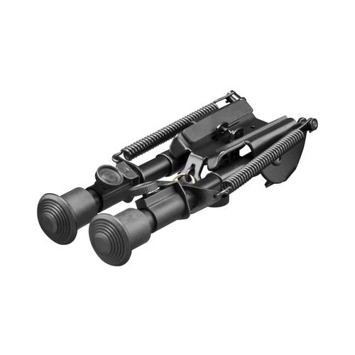 """6"""" H. STYLE SPRING TENSION BIPOD/SMALL"""