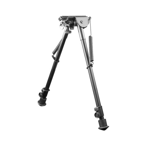 """10"""" H. STYLE SPRING TENSION BIPOD/LARGE"""