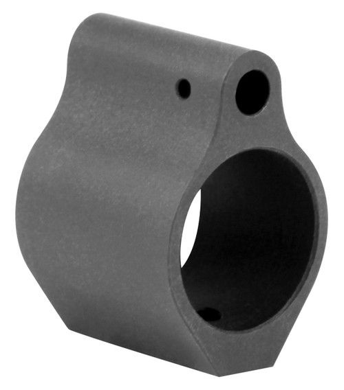.750 LOW PROFILE GAS BLOCK/MIL-SPEC