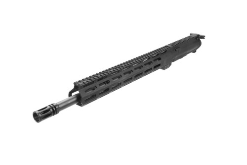 "Complete AR 13.5"" M-LOK Upper Receiver (w/ BCG)"