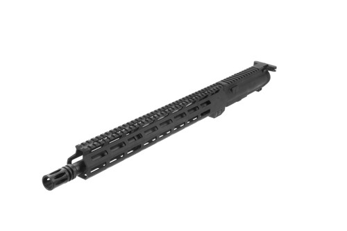 "Semi-Complete AR 15"" M-LOK Upper Receiver (w/o BCG)"