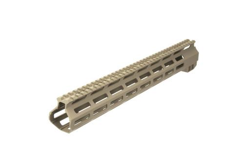 """15"""" AR-15/M4 M-Lok Wraith Handguard - TAN"""
