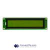 16x1 STN Character LCD C161CLBSYLY6WT55XAA