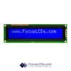 20x2 STN Character LCD C202ALBSBSW6WN55XAA