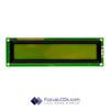 20x2 STN Character LCD C202ALBSYLY6WT55XAA