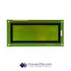 20x4 STN Character LCD C204BLBSYLY6WT55XAA