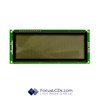 20x4 FSTN Character LCD C204DLBFKSW6WT55XAA