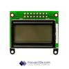 8x2 FSTN Character LCD C82AXBFKSW6WT55XAA