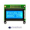 8x2 STN Character LCD C82AXBSBSW6WN55XAA