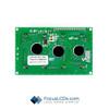 20x4 UWVD Character LCD C204ALBVKS16WN55RWS