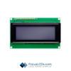 20x4 STN Character LCD C204ADBSGSW6WT55XAC