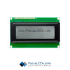 20x4 FSTN Character LCD C204ADBFGN06WR30XAA