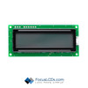 16x2 STN Character LCD C162MLBSGLY6WT55XAA