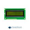 16x2 STN Character LCD C162BLBSYN06WR50PAA