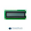 16x2 STN Character LCD C162ALBSGLW6WT33PAB