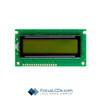 16x2 STN Character LCD C162BLBSYN06WR50XAA