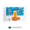 7.0 TFT Display Resistive TP E70RA-HW480-R