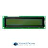 20x2 FSTN Character LCD C202ALBFWSW6WT33XAA