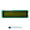 20x2 STN Character LCD C202ALBSYLY6WT33XAA