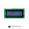 20x4 STN Character LCD C204ALBSBSW6WN33XAA