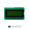 20x4 STN Character LCD C204ALBSYLY6WM55PAA