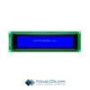 40x4 STN Character LCD C404ALBSBSW6WF33PAB