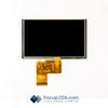 5.0 TFT Display Resistive TP E50RB-FW280-R